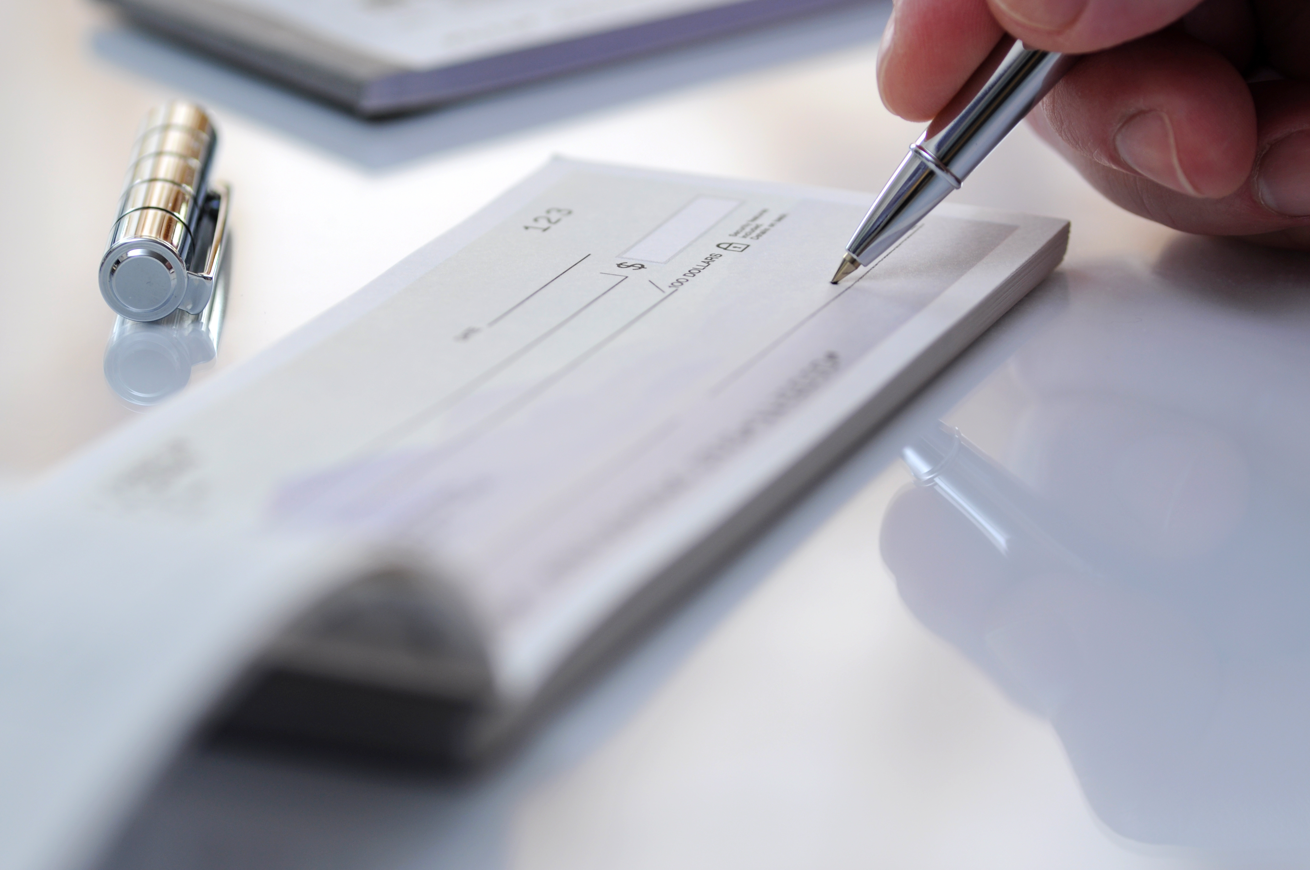 Le chèque, un outil de paiement réglementé